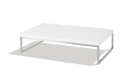 canape meridienne fly table basse rectangulaire blanc table basse design