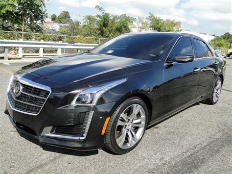 Loaded 2014 Cadillac Cts 3.6l Twin Turbo Vsport Premium