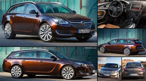 opel insignia  pictures information specs