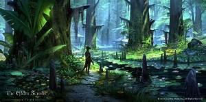 Elder Scrolls Online Art by Jeremy Fenske | #44 - Escape ...
