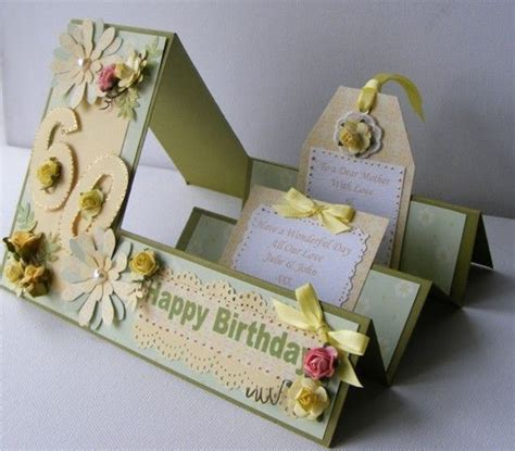 image result  handmade  ladies birthday card ideas