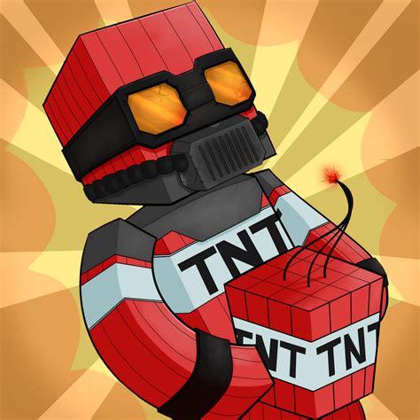 superjenbots art minecraft avatar