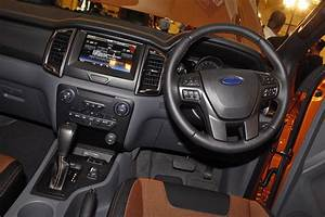 Ford Ranger Interieur : sdac introduces new ford ranger ~ Medecine-chirurgie-esthetiques.com Avis de Voitures