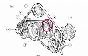 Diagram To Install Serpentine Belt 2008 Land Rover Range