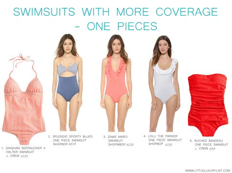 stunning swimsuits   coverage