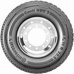 Continental Hdc Tire Truck Drive Heavy Tires