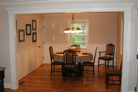 meaure  walls  wainscoting panels