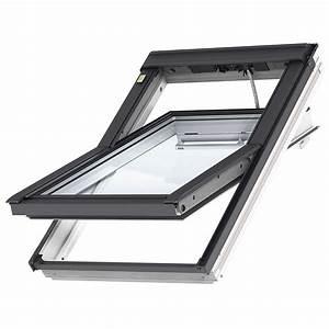 Velux Ggl 4 : velux integra electric white roof window l ggl l ~ Melissatoandfro.com Idées de Décoration