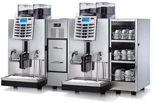 commercial coffee machine brands
