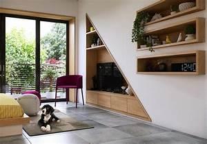 Etagere Pour Chambre : chambre design 8 exemples de jolie chambre adulte ~ Teatrodelosmanantiales.com Idées de Décoration