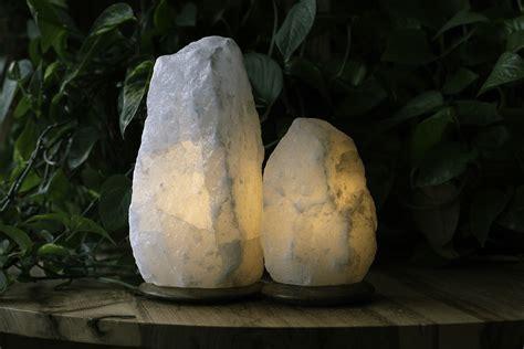 White Himalayan Salt Light Large So Well