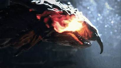 Deep Down Amazing Gifs Gaming Ps4 Fire
