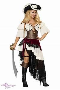 Sexy Piraten Kostüm - Pirate Captain - Kostüme für ...