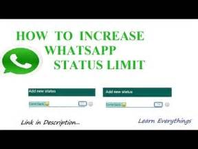 how to put whatsapp status more than time limit 30 sec