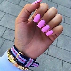 Cute Summer Acrylic Nail Designs 31 Clear Pink Acrylic Nails With Rhinestone Details 16
