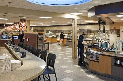 rider university dining  student centers