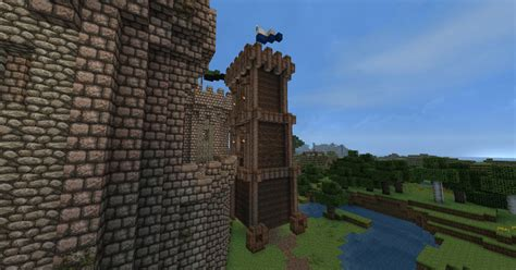 siege minecraft the siege of caer arden pvp map minecraft project
