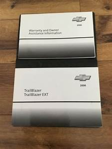 06 2006 Chevrolet Trailblazer  Trailblazer Ext Manual And