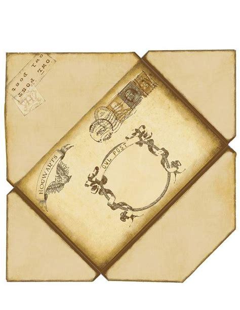 image result  hogwarts envelope printable harry