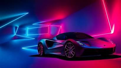Lotus Evija Desktop Wallpapers Widescreen Baltana Cars