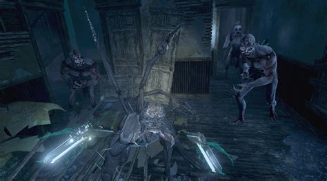 killing floor 2 incursion take a look at new screenshots from killing floor incursion vrfocus