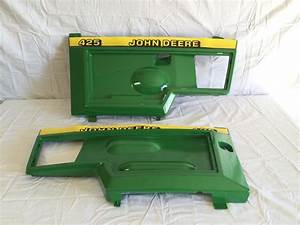 John Deere 425 Side Panels And Decals For Serial   U0026 39 S Above
