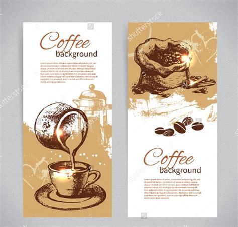 coffee shop brochure templates  ms word psd