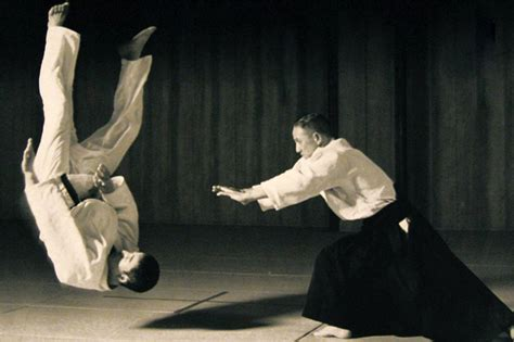 learn aikido  japan