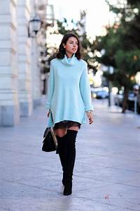 How to Wear Oversized Sweater - 22 Outfit Ideas - Style ...