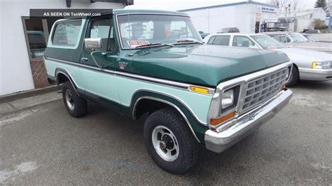 ford ranger xlt sport 1979 ford bronco ranger xlt sport utility 2 door 5 8l