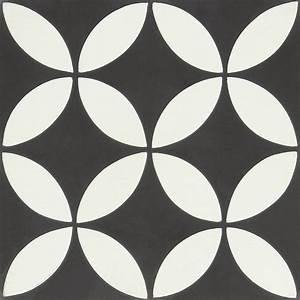 carreau de ciment belle epoque decor lea gris et blanc l With carreau de ciment belle epoque