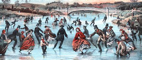 winter sports   years  victoriana magazine