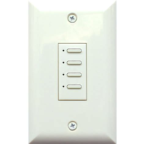ultra series wall switch touch plate lighting controls