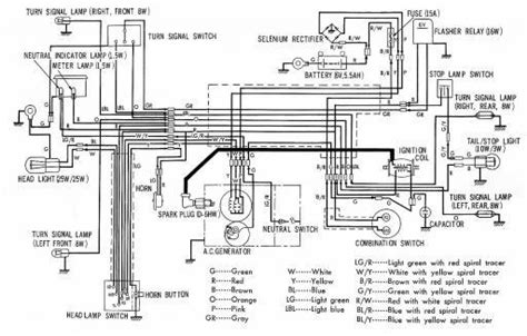 wiring diagram honda c90 wiring schematic honda 4 stroke net all the data for your honda motorcycle and moped
