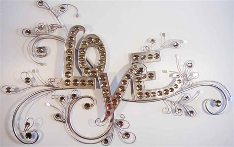 decorating with metal wall art decor our collection