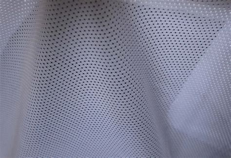 sport mesh white polyester mesh netting 58 quot wide fabric by