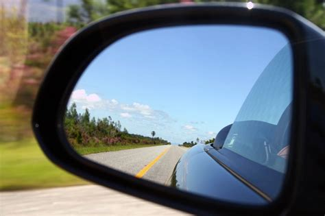 rear view rear view mirror looking for the transformation story