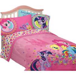 kids my little pony horse pink twin full comforter sheets