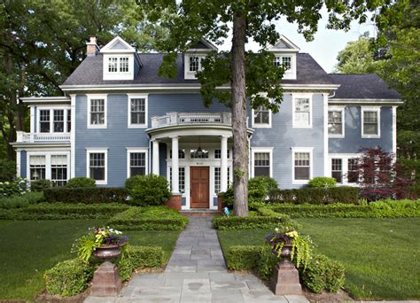 Get the Look: Georgian-Style Architecture | Traditional Home