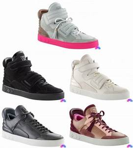 Kanye West x Louis Vuitton - Sneakers - Freshness Mag