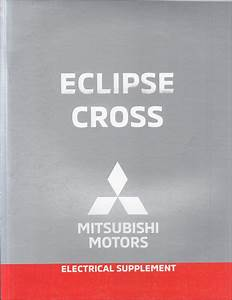 2020 Mitsubishi Eclipse Cross Wiring Diagram Manual Original