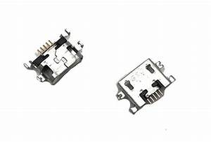 Micro Usb Jack Charging Port Connector For Huawei Y600