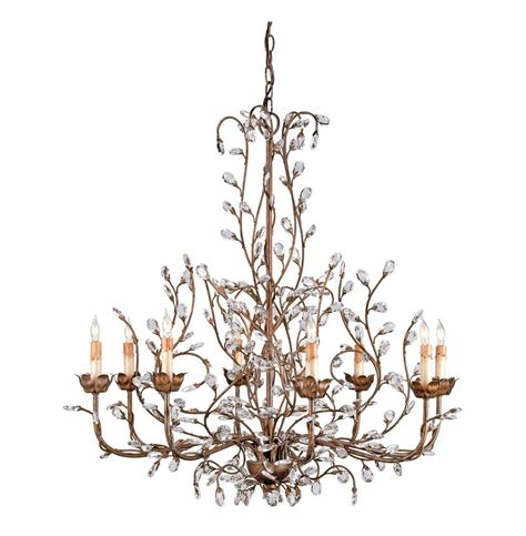 Chandelier Forest by Enchanted Forest Bud 8 Light Chandelier Kathy