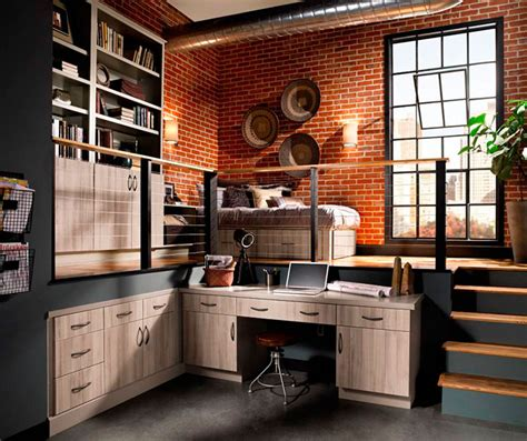 brushed nickel cabinet contemporary cabinets in loft apartment kitchen craft