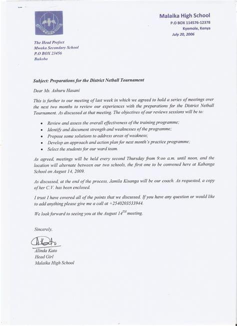 official letter sample ideas  pinterest