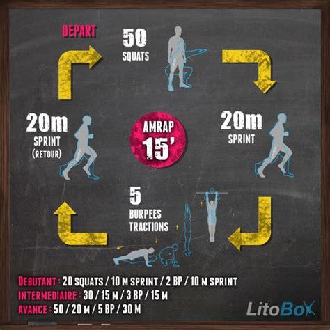crossfit a la maison exercices sans mat 233 riel en 15 minutes 157 burpees squats and crossfit