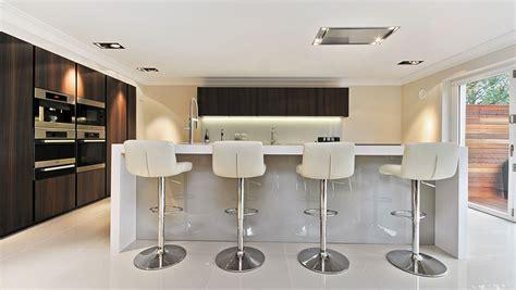 kitchen island with seating for 6 luxury kitchen in hertfordshire