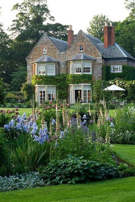 Old Rectory, Northamptonshire, By Clive Nichols  * For