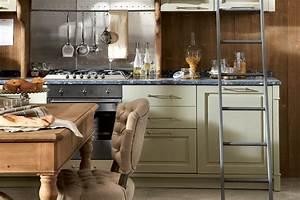 Küchen Vintage Style : landhausk che nolita vintage k che mit stil edle k chen ~ Sanjose-hotels-ca.com Haus und Dekorationen