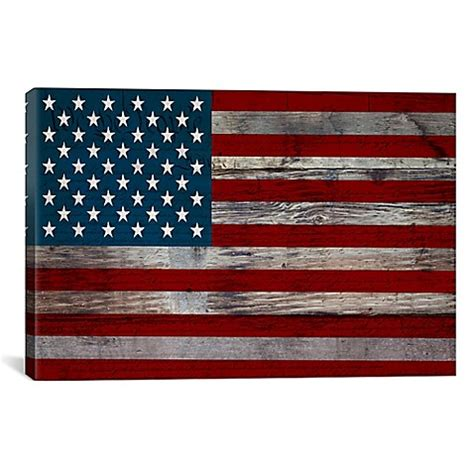 american flag canvas wall us constitution american flag canvas wall bed bath 7434